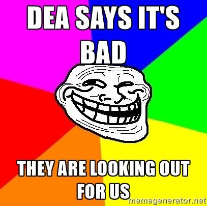 DEA meme